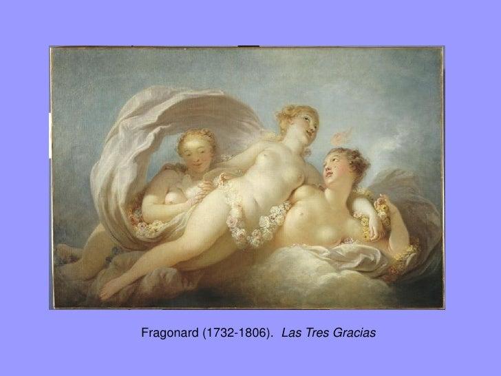Las Tres Gracias.1770 .                              Johann Zoffany (1733-1810)Las Tres Gracias. 1763.Charles van Loo (170...