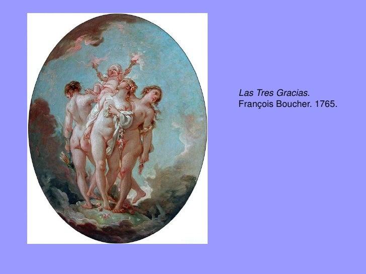 George Frederick Watts (1817-1904).J B Regnault . Las Tres Gracias   Las Tres Gracias .                1793