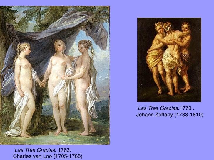 El juicio de Paris. William Blake. 1811.