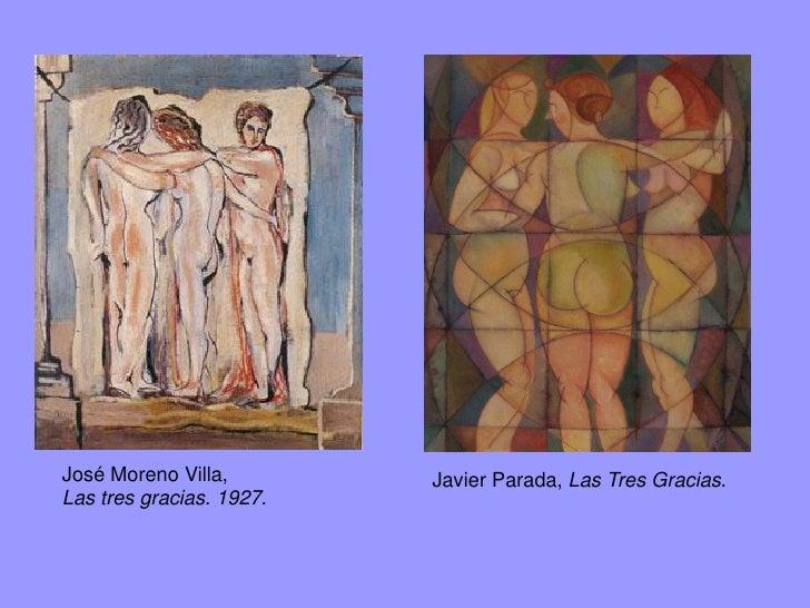 Tres monjas contemplanel cuadro Las TresGracias de Jean-BaptisteRegnault en el Museo delLouvre, París (Francia).Fotografía...