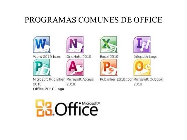 Historia Y Evolucion De Microsoft Office