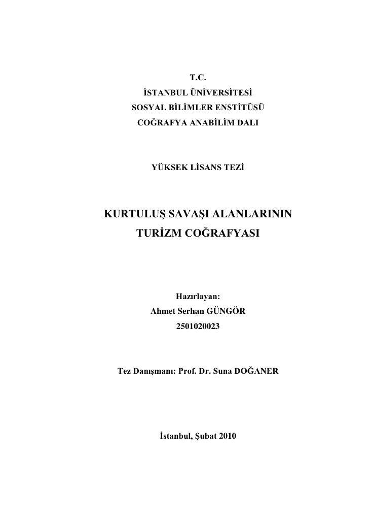 Historical Battlefields of Turkey