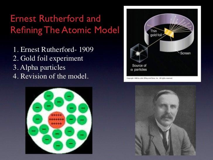 Historical Development of Atomic Theory