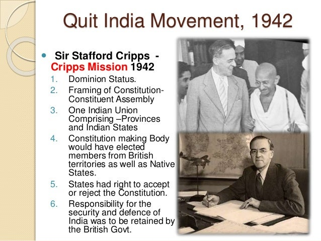 Historical Background to the framing of the Indian Constitution