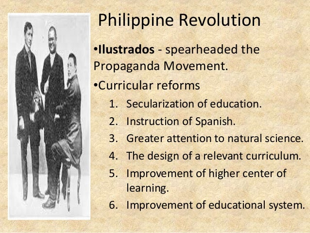 spanish language in the philippine curriculum Indeed, education in an international setting is becoming a top mandate for  in  asia, the philippines are the lone representative for spanish-speaking nations.