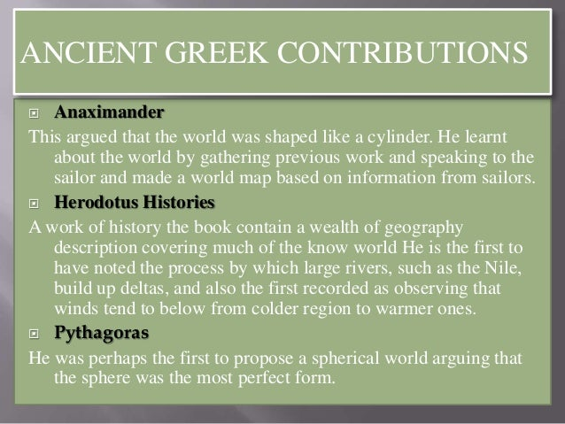 a description of the the contribution of the greeks to the western civilization with advancements in They made arabic translation of oriental and greek authors to the contributions arab civilization important role in the western.