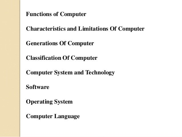 historical evaluation of computer History and evaluation of operating system discussion in 'operating system' started by techgeekin, may 29, 2010 techgeekin new member joined: dec 20, 2009 messages: 572  a computer.