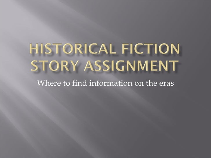Where to find information on the eras