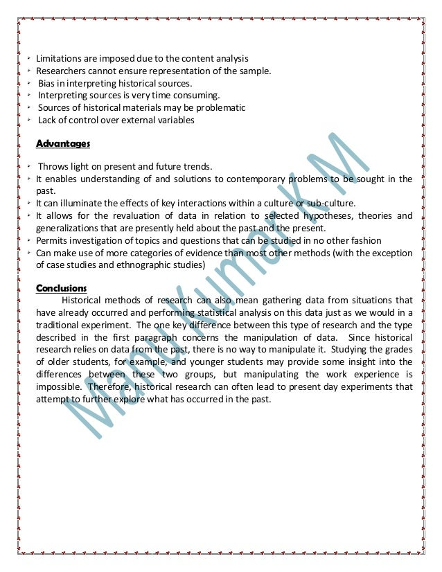 content analysis research paper The purpose of this guide is to provide advice on how to develop and organize a research paper in the  of the research design and analysis  for content while.