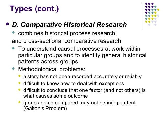 historical methodology