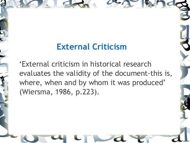 Internal and External Analysis Academic Essay