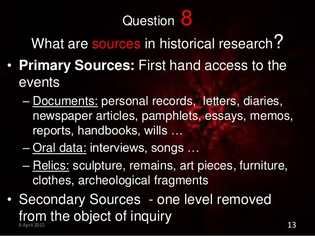 oral history essay questions Historiographic essay and oral history paper prof george green history 1308: american history since 1880 paper #1 historiographic essay up questions practice with the tape recorder in advance so that you are sure how to operate it, how to set the volume, etc then try to set it and ignore it during the.