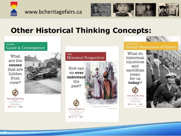 Historical thinking workshop pita langley conference 23 10-2015