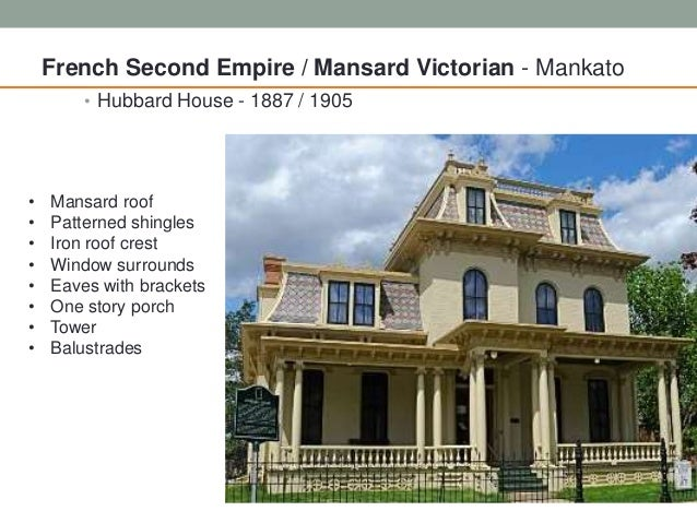 What 39 s that house for Second empire victorian house plans