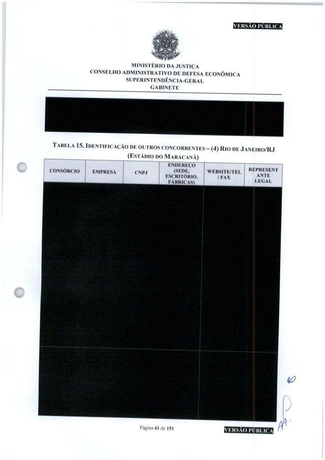 k«!ilrMtêlüil!4irrf^ MINISTÉRIO DA JUSTIÇA CONSELHO ADMINISTRATIVO DE DEFESA ECONÔMICA SUPERINTENDÊNCIA-GERAL GABINETE O T...