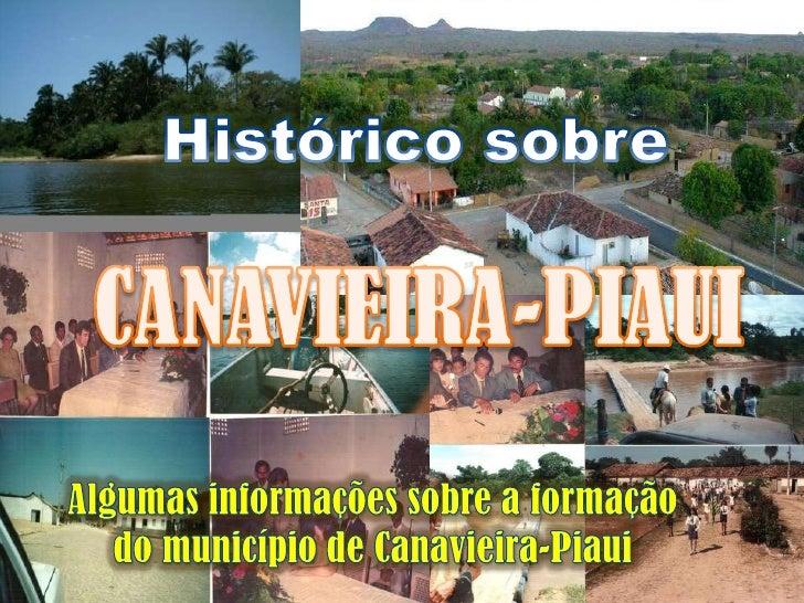 Canavieira Piauí fonte: image.slidesharecdn.com