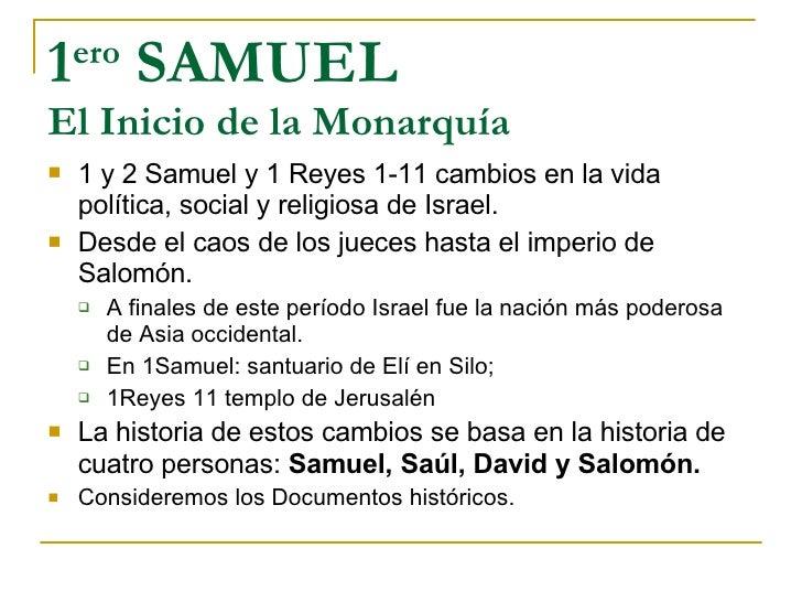 Resultado de imaxes para: libros de Samuel