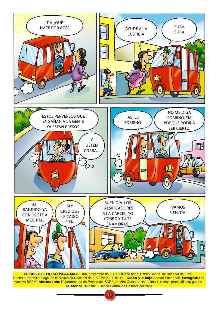 Worksheet. Historieta 2