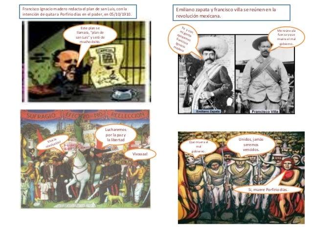 Historieta de la revolucion mexicana Slide 2