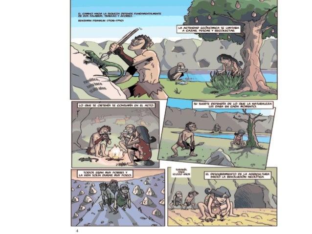 Historietas De Paleolitico Y Neolitico