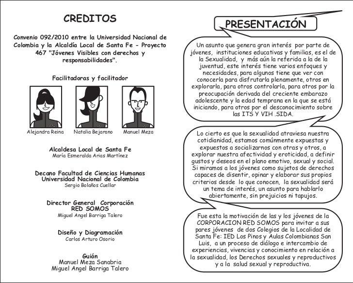 CREDITOS                                                                          PRESENTACIÓNConvenio 092/2010 entre la U...