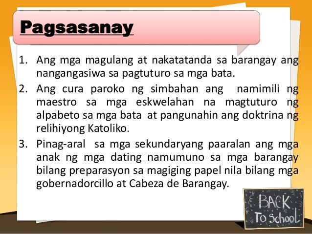 edukasyong pilipino Ang edukasyon sa pilipinas ay dumaan sa maraming pagsubok tara at sabay nating lakbayin ang kasaysayan ng edukasyon sa pilipinas.
