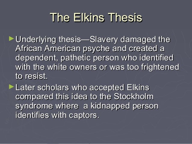 elkins sambo thesis Click here click here click here click here click here if you need high-quality papers done quickly and with zero traces of plagiarism, papercoach is the.