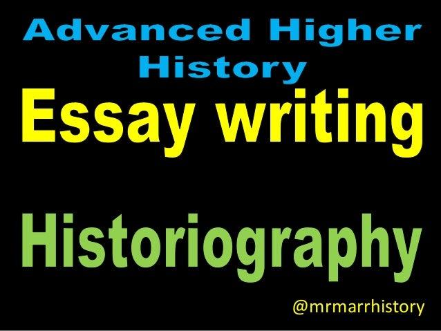 @mrmarrhistory