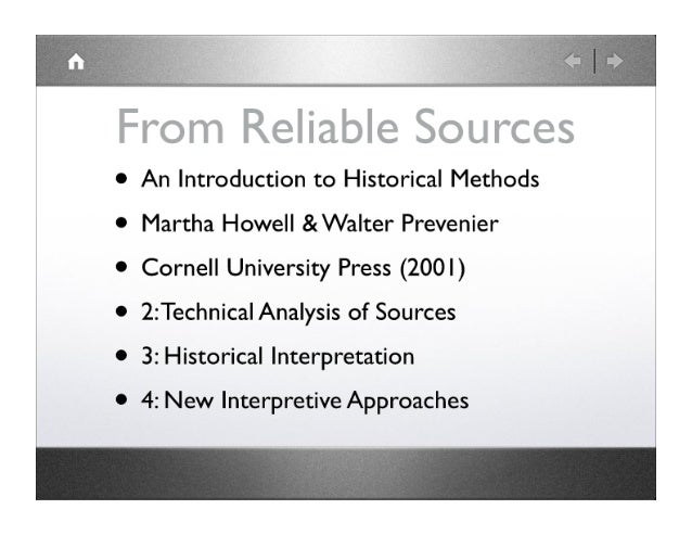 an analysis of the topic of the historiography Important points of historical writing and detailed factual analysis is what makes historical writing have written upon almost all topics.