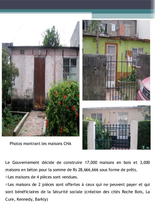 Mauritius Housing Corporation Ltd (MHC)