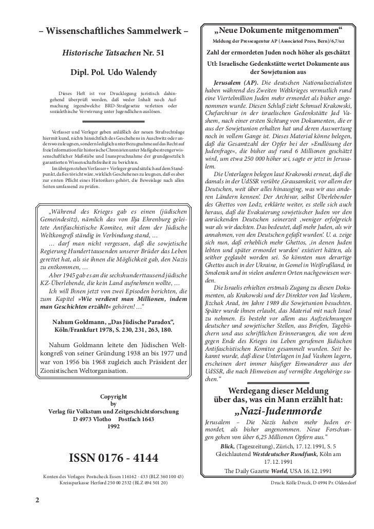"""– Wissenschaftliches Sammelwerk –                                                  """"Neue Dokumente mitgenommen""""           ..."""