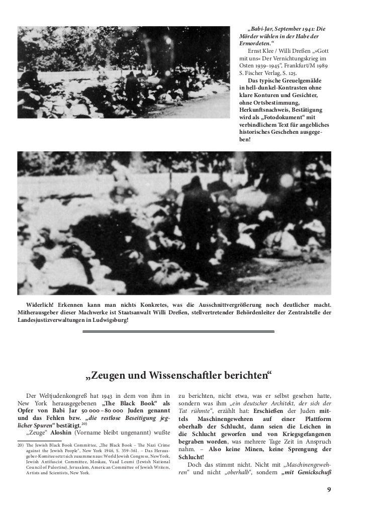 """""""Babi-Jar, September 1941: Die                                                                                            ..."""