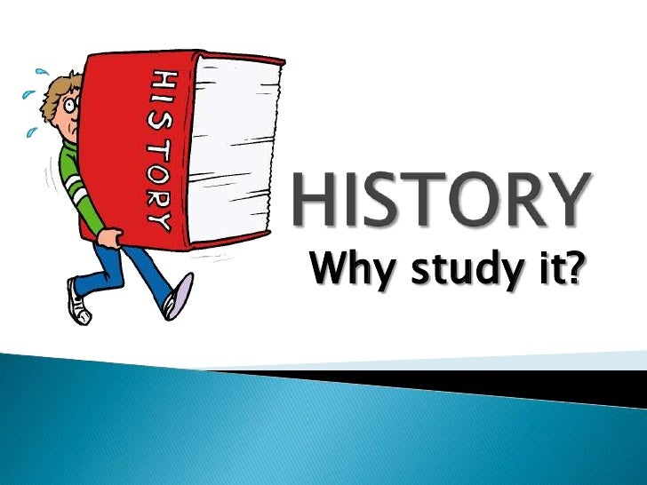 Why study it?