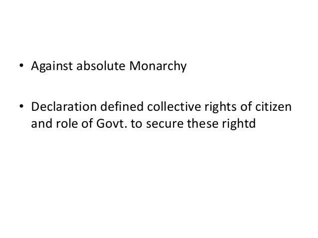 rousseau s the social contract and declaration of the rights of man and the citizen As i was born a citizen of a free state, and a member of the sovereign, i feel that,   but the social order is a sacred right which is the basis of all other rights   declarations of war are intimations less to powers than to their subjects  what  man loses by the social contract is his natural liberty and an unlimited right to.