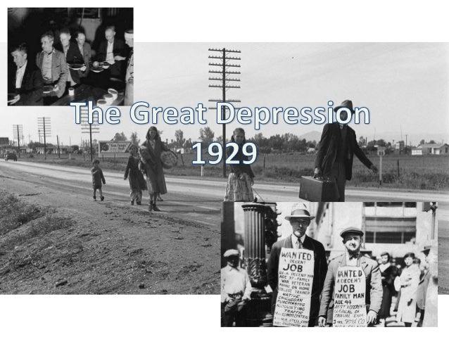 The Great Depression 1929 - The-great-depression-1929