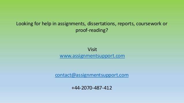 help dissertations uk