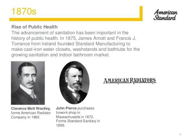 American Standard Company History