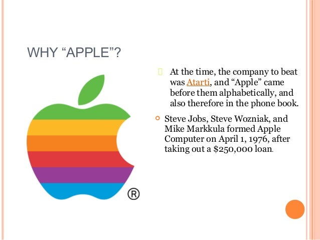 History of Apple: The story of Steve Jobs and the company he founded