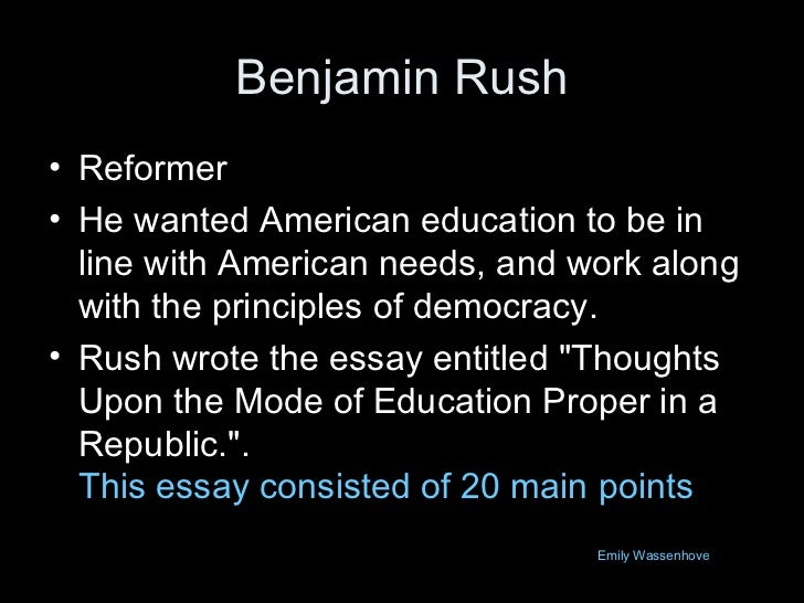 essay on the history of american education Essay on education: free examples of essays, research and term papers examples of education essay topics, questions and thesis satatements.