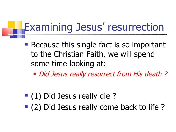 Why Is the Bodily Resurrection of Jesus Important for Christian Faith?