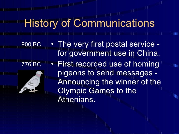 account of the history of communications History of the american radio: an informative bibliographic website which details the development of the radio from its inception in 1891 when edison patented wireless telegraph communication to the popularity of the radio in the early 1900's.