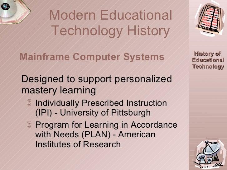 <ul><li>Designed to support personalized mastery learning </li></ul><ul><ul><li>Individually Prescribed Instruction (IPI) ...