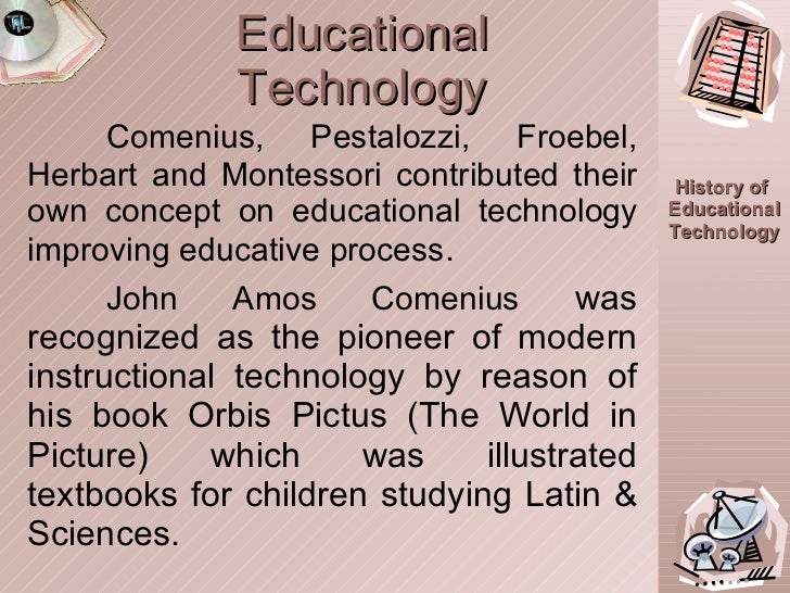 objectives of educational technology pdf