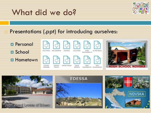 History of Math Slide 3