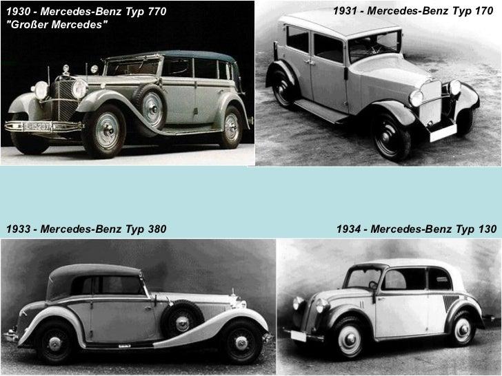 History Of Mercedes Benz Slide 10