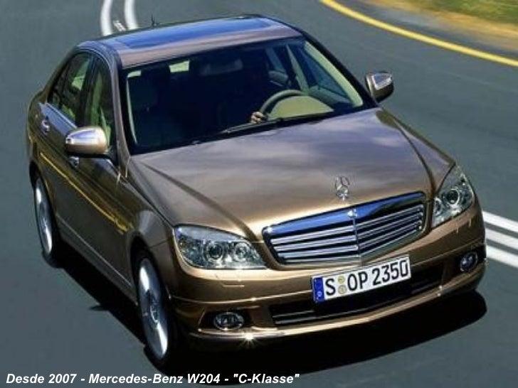 History Of Mercedes Benz Slide 26