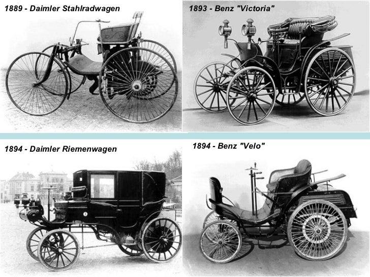 History Of Mercedes Benz Slide 3