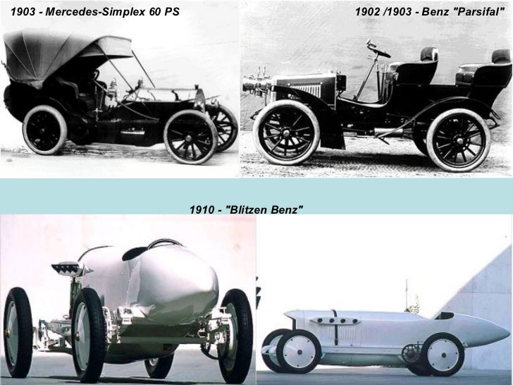 History Of Mercedes Benz Slide 5
