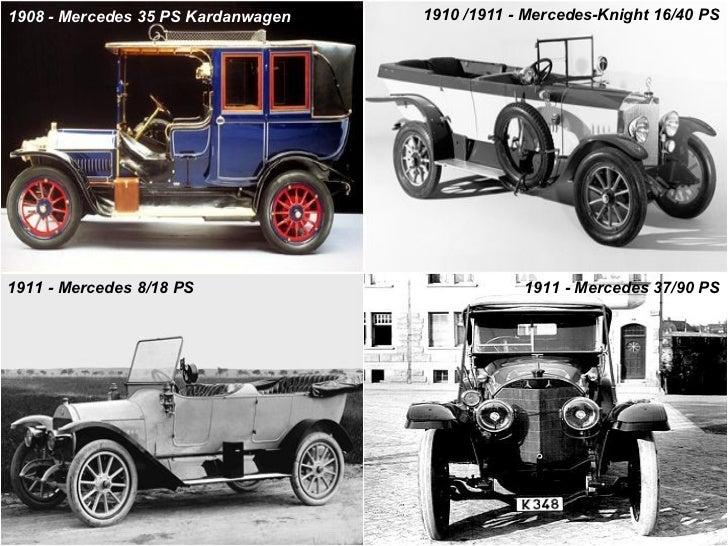 History Of Mercedes Benz Slide 6