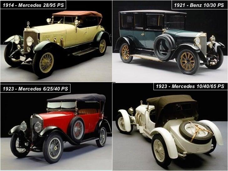 History Of Mercedes Benz Slide 7